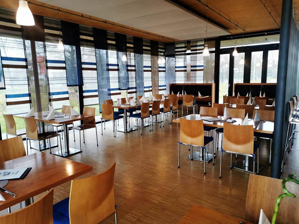 Restaurant Halde Ulm-Gögglingen - Innenraum