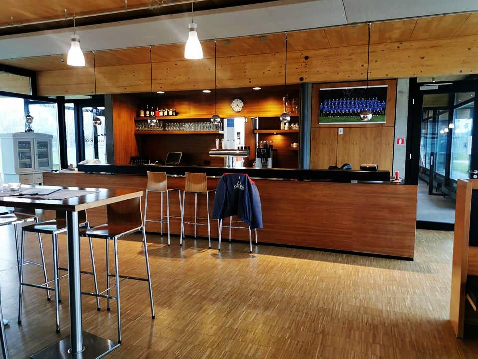 Restaurant Halde Ulm-Gögglingen - Theke